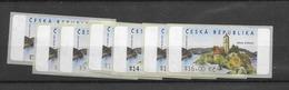 2002 MNH  Ceska Republika, ATM Mi 2 - Tchéquie