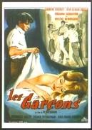 Carte Postale Illustration : Jean Mascii (cinéma Affiche Film) Les Garçons (Laurent Terzieff) - Affiches Sur Carte