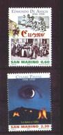 2008 - SAN MARINO - SCRITTORI / WRITERS. MNH - San Marino