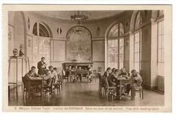 Belgian Orphan Fund. - Institut De Bierbais - Salle De Jeux Et De Lecture - Edit. Belge - 2 Scans - Mont-Saint-Guibert