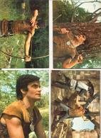 CPM Lot De 5 CPM De Jean Claude Drouot Dans Thierry La Fronde Editions Yvon Des Années 1965 - Attori