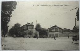 LE CARREFOUR PLEYEL - SAINT DENIS - Saint Denis
