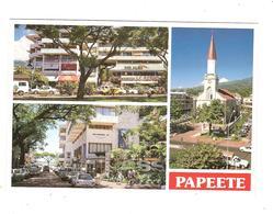 PAPEETE - MULTI VUES - French Polynesia