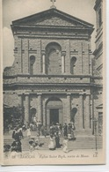 -2A - CORSE- AJACCIO -Eglise St-Roch , Sortie De Messe - Ajaccio