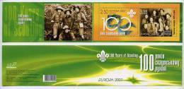 Ukraine 2007 MH / Booklet EUROPA ** - Europa-CEPT