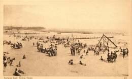 Sepia Illustrated Postcard   Sunnyside Beach, Toronto ON  #311   Unused - 1903-1954 Reyes