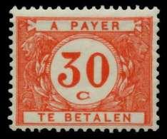 BELGIEN PORTO Nr 25b Postfrisch X946452 - Portomarken
