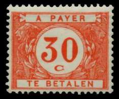 BELGIEN PORTO Nr 25b Postfrisch X946452 - Timbres