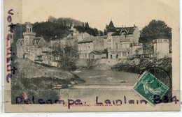 - CHABREUIL - ( Drome ), Cascade De La Véore, Peu Courante, écrite, épaisse, 1911, TBE, Scans. - Frankreich