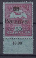 Hungary Baranya 1919 Mi#12 Mint Never Hinged - Baranya
