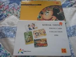 Kodak Packs X2 Mickey Mouse 1994 Disney - Singapour
