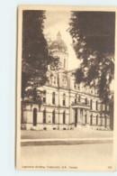 1932 Sepia View Card - Legislative Building, Fredericton NB #151 Unused - 1903-1954 Reyes