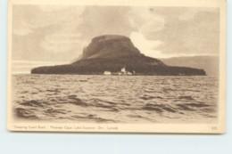 1932 Sepia View Card - Sleeping Giant Rock, Thunder Cape, Lake Superior Ont  # 308  Unused - 1903-1954 Reyes