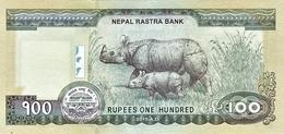 NEPAL P. 80 100 R 2015 UNC - Nepal