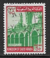 Saudi Arabia Scott # 507a Used Mosque,1970 - Saudi Arabia