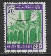 Saudi Arabia Scott # 511 Used Mosque,1974 - Saudi Arabia