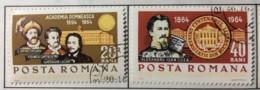 Romania - (0) - 1964  - # 2338/2342, 2343, 2344 - 1948-.... Republics