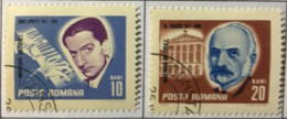 Romania - (0) - 1967 - # 2607/2612 - 1948-.... Republics