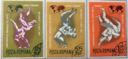 Romania - (0) - 1967 - # 2613/2617, 2606 - 1948-.... Republics