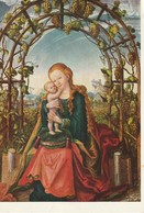 Madonna Of The Arbour By Lucas Cranach (1472-1533) - Paintings