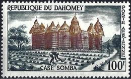 Dahomey 1960 - MI 173 - YT PA 18 ( Somba House ) MNH** - Bénin – Dahomey (1960-...)