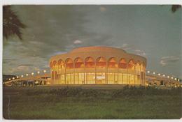 Tempe AZ 1969 Grady Gammage Auditorium Petley Phoenix Postcard - Tempe
