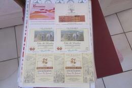 342    Etiquettes   De Vins D' Alsace BLANCS OU  ROUGES - Collections, Lots & Séries