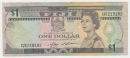 FIJI 1 DOLLAR 1983 VF Pick 81 - Fiji