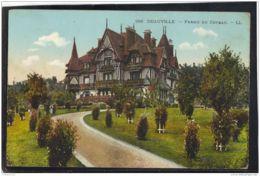 14157 .  DEAUVILLE . FERME DU COTEAU . LL . CIRCULEE EN 1915 - Deauville