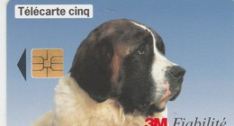 TELECARTE CINQ....3 M  FIABILITE - France