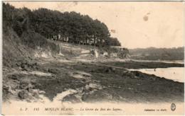 61ld 1329 CPA - MOULIN BLANC - LA GREVE DU BOIS DES SAPINS - France
