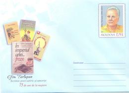 2019. Moldova, E. Tarlapan, Writer, Poet & Humorist, Prep. Env. Mint/** - Moldova