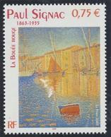 N° 3584 Paul Signac  Faciale 0,75 € - Neufs