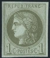 FRANCE CLASSIQUE - N°39B Neuf. Cote 225€. - 1870 Bordeaux Printing