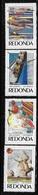 Antigua Redonda 1984 Olympic Games Olympics MNH - Antigua And Barbuda (1981-...)
