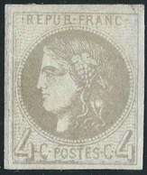 FRANCE CLASSIQUE - N°41B Neuf. Signé. Cote 400€. - 1870 Bordeaux Printing