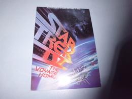 STAR TREK IV...THE VOYAGE HOME - Affiches Sur Carte