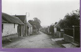 Carte-Photo - ARQUEVES - Rue Principale - - France