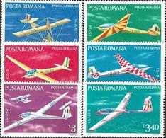 1977 - AIR ROMANIAN GLIDERS - Ungebraucht