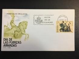 España Difas 1984 - Militares