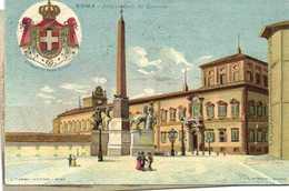 Lit Berardi Milano ROMA Palazo Reale Del Cuirinale RV - Roma (Rome)