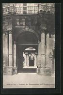 Cartolina Siracusa, Palazzo Dei Beneventano Del Bosco - Siracusa