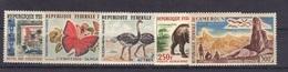 Cameroun 1962/64 Yvert PA 53/56 Neufs** MNH (48) - Cameroon (1960-...)