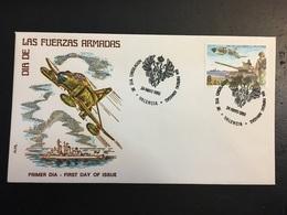 España Difas 1980 - Militares