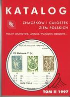 POLOGNE, Catalogue Jankowski-Korszen, Locaux, Occupations, Camps De Prisonniers 1996 - 1919-1939 Republic