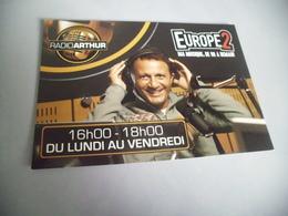 ARTHUR ...SUR EUROPE 2 - Spectacle