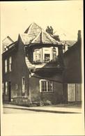 Photo Cp Erfurt In Thüringen, Blick Auf Wohnhaus Mit Erker - Sonstige