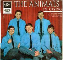 Pochette Sans Disque De The Animals  - Columbia ESDF 1593 - 1964 - Zubehör & Versandtaschen