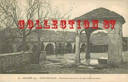 ALBANIE ☺♦♦ TEKE MELCHAN < MONASTERE MUSULMAN Des DERVICHES TOURNEURS - FONTAINE - ALBANIA - RELIGION - Albania