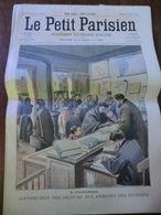 Le Petit Parisien N°898-22 Avril 1906-à Courrières Distribution Des Secours Aux Familles Des Victimes- - Le Petit Parisien